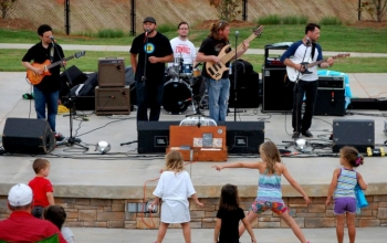 Music in the Park organizers seek input from area residents