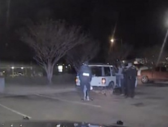 Video: Travelers Rest officer credited with saving choking man during traffic stop