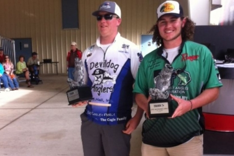 Devildog Anglers win big in Florida