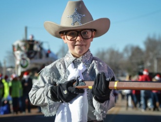 Photos/Results: Travelers Rest Christmas Parade