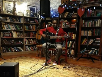 11/21/17 (Tuesday) - My Sisters Store: Open Mic on the Trail