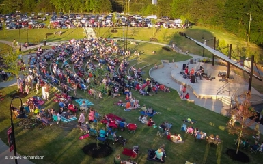 Lineup announced for 2016 Music in the Park series in Travelers Rest