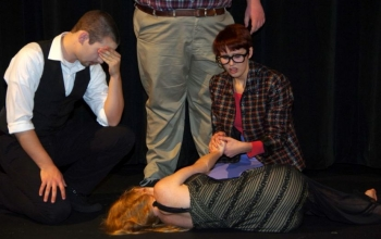 Tonight/Thursday: Travelers Rest HS drama group to host dinner theater