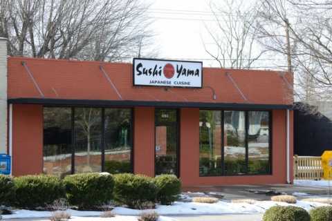 Sushi Yama Japanese Cuisine opens on Main Street