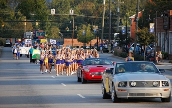Travelers Rest High School Homecoming Parade set for Thursday