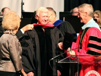 Former Greenville County sheriff addresses NGU graduates