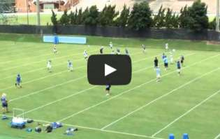 Video: Devildog Football - UNC 7-on-7 Highlights