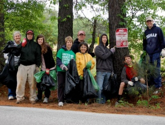 3rd annual Great American Cleanup set for Saturday in Travelers Rest