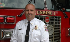 Duncan Chapel names new fire chief
