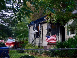 3 injured in Travelers Rest house fire