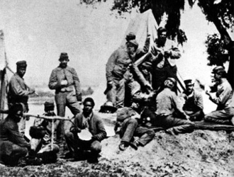 Rep. Mike Burns to prefile bill to honor African-American Confederates with monument
